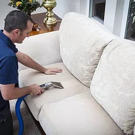 commercial cleaning upholstery