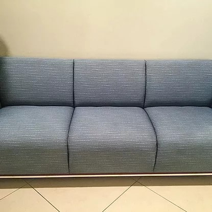 upholstery cleaning couch after