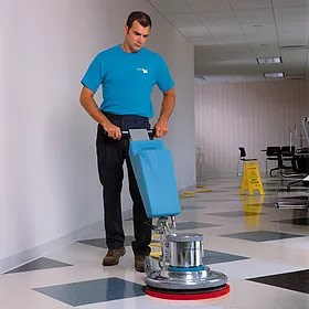 VCT cleaning cleaning